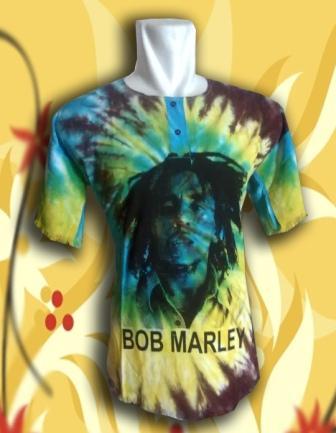 Batik Bob Marley Rp 17,5rb perpotong Rp 260 perkodi